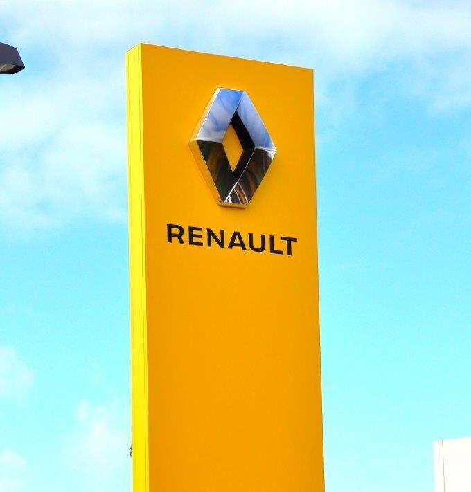 Elektroautos von Renault erhalten Sie im Autohaus Stadelbauer